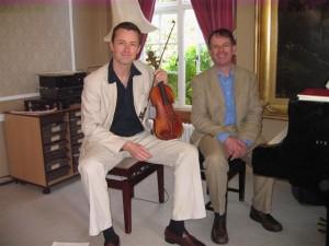 Oliver & Roy Sratford